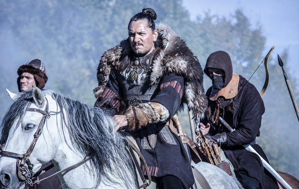 Аттила — правитель гуннов с 434 по 453 год, объединивший под своей властью тюркские, германские и др