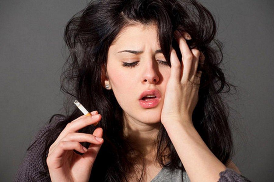 Курение оставляет след наДНК