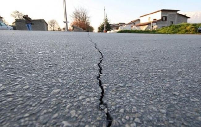 Землетрясение магнитудой 5,0 случилось уберегов Греции