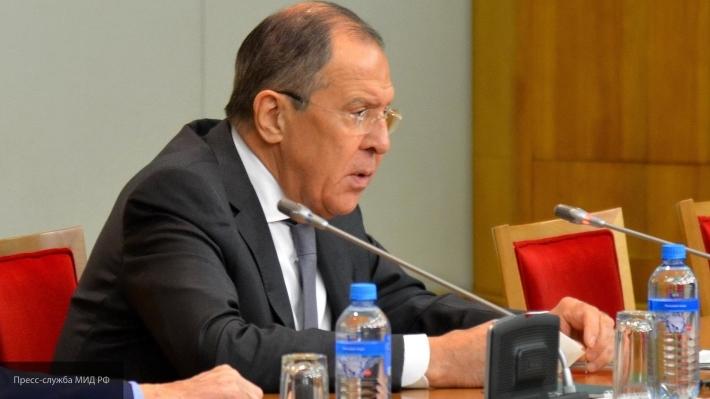 Лавров: РФ иЗапад призывают к разговору вДонбассе