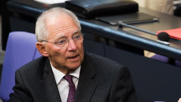 Министр финансов Германии: «Трудно продолжать работу сТурцией»