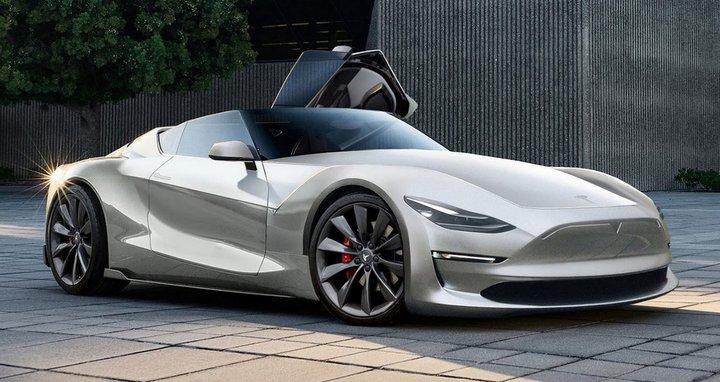 Tesla собирается выпустить самый быстрый Roadster
