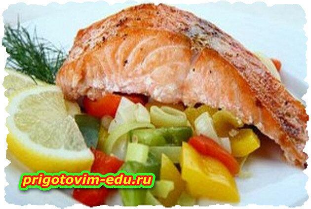 Как приготовить рыбу сиг в духовке
