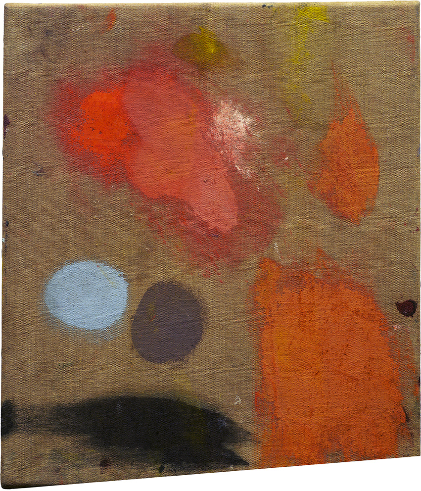 Palette of Francis Bacon, 2007, 190x156cm, Copyright: Matthias Schaller,Dublin City Gallery The Hug