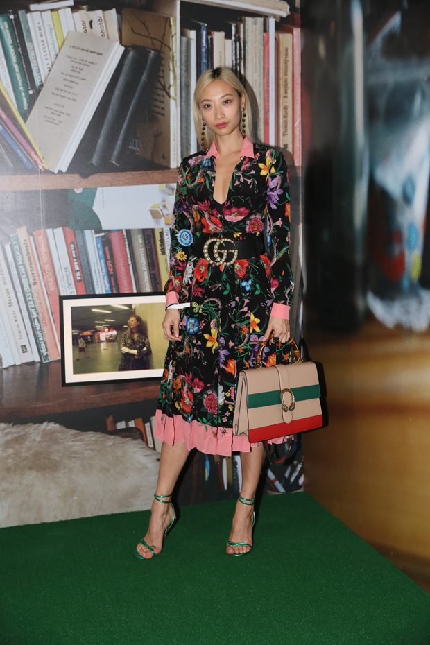 The Opening of A Magazine Curated By Alessandro Michele Exhibition Trilogy