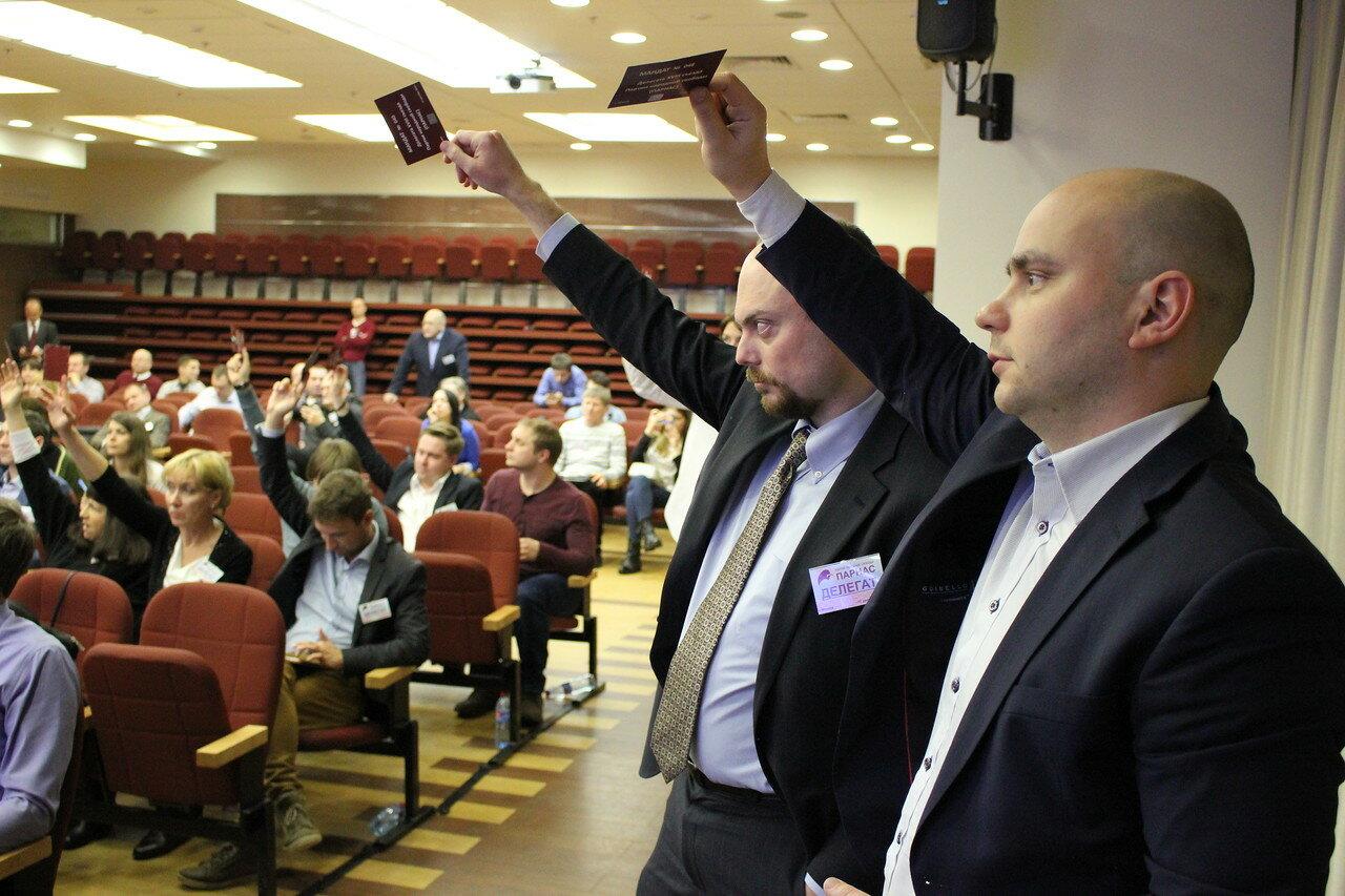 Андрей Пивоваров и Владимир Кара-Мурза