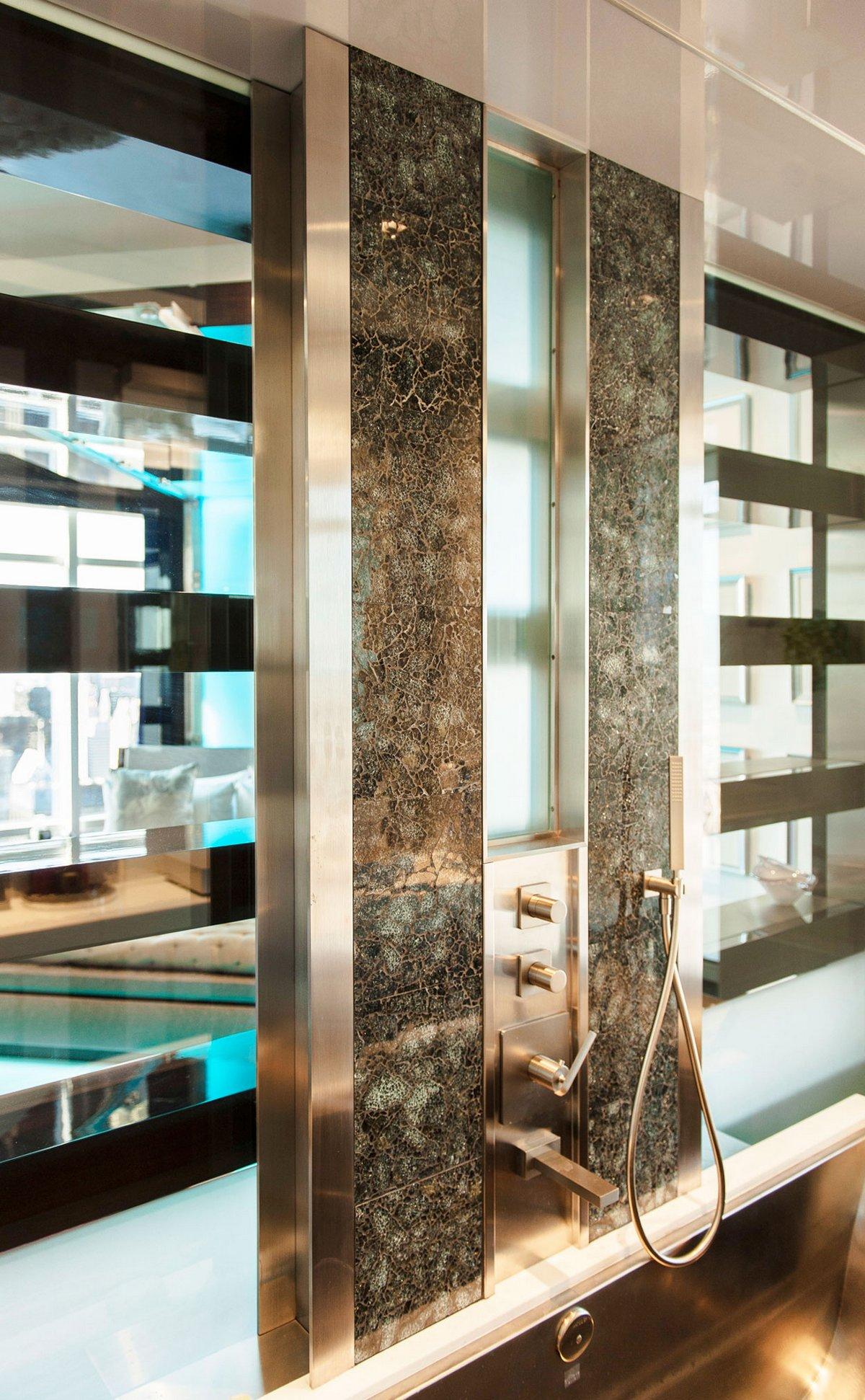 Элитные апартаменты на 82 этаже в Нью-Йорке