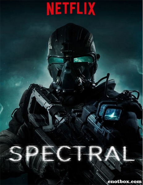 Спектральный анализ / Spectral (2016/WEB-DL/WEB-DLRip)