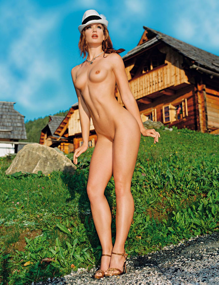 Thessa Gierer / Playboy Germany - Oktoberfest 2014 Special Edition