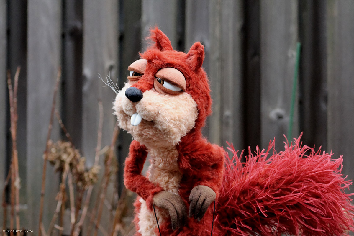 Creative Character Design by Furry Puppet Studio