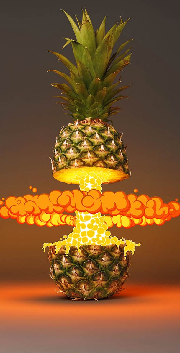 Tropical Blast - Les fruits explosifs de FOREAL