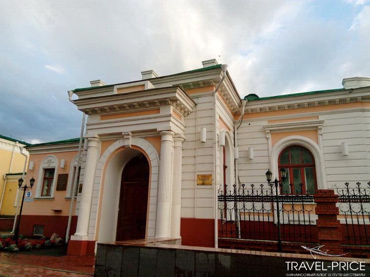 Дом Батюшкина Омск