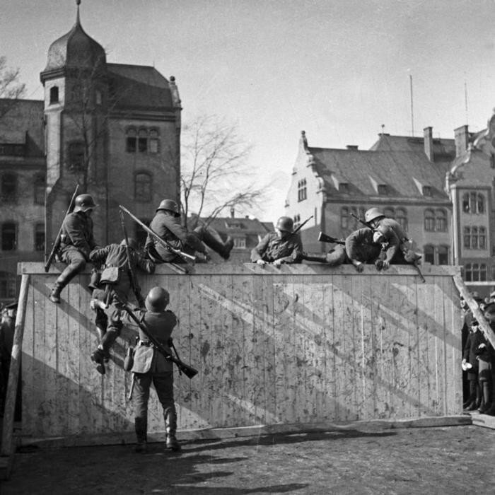 Rekruten der Wehrmacht