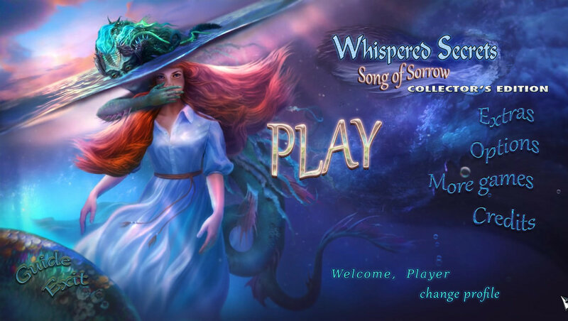 Whispered Secrets: Song of Sorrow CE