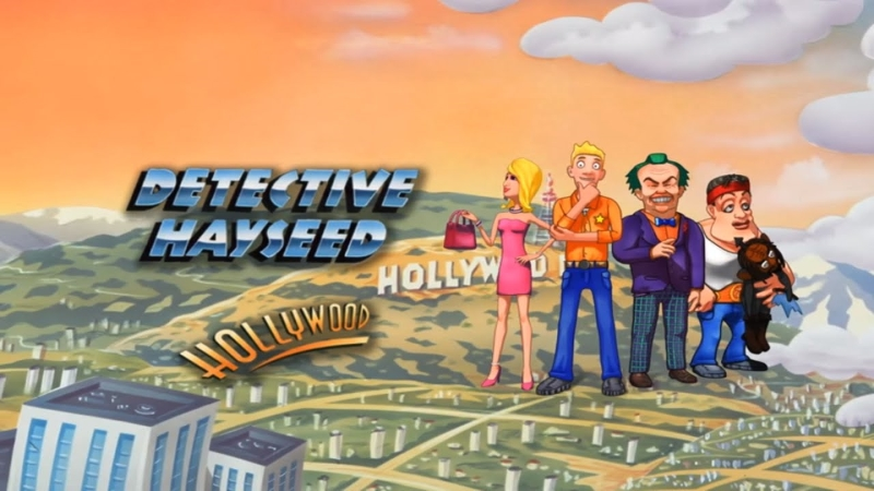 Detective Hayseed: Hollywood