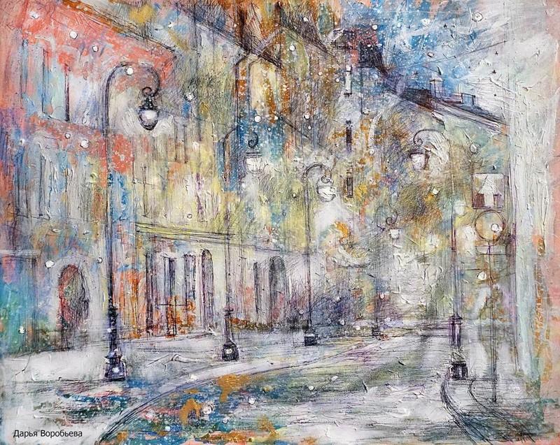 Творчество художницы Дарьи Воробьвой