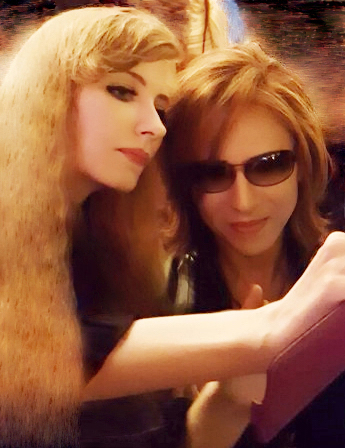 Me and YOSHIKI