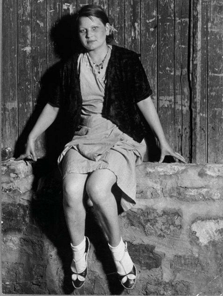 1932. Веселая девица из Итальянского квартала