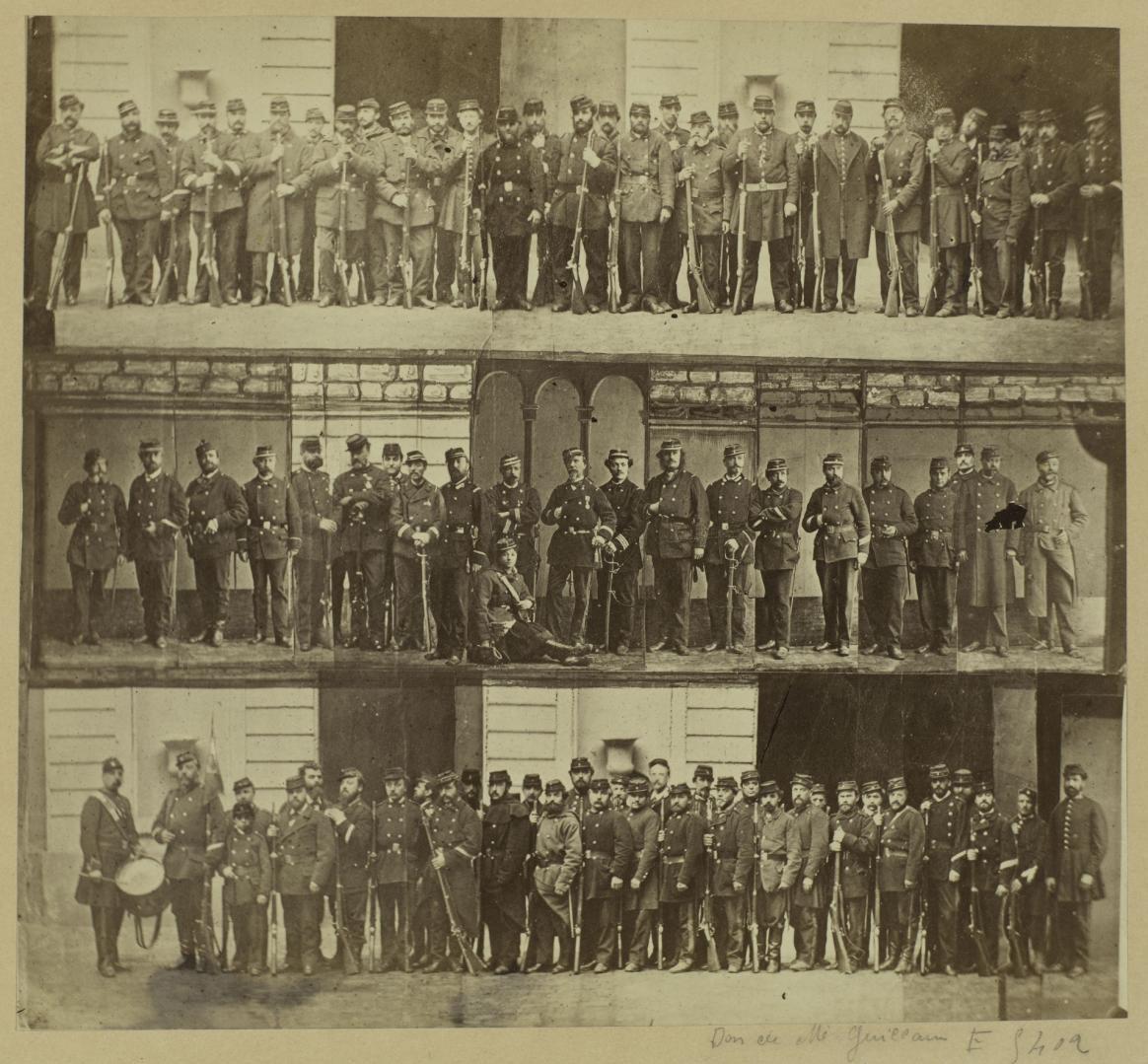 Батальонные снимки