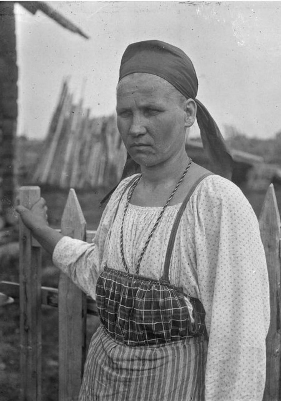 Калевала. Молодая женщина. знаменитая плакальщица, выдающийся плакса