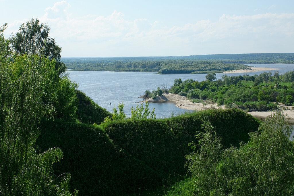Рыбалка в павлово нижегородской области на оке