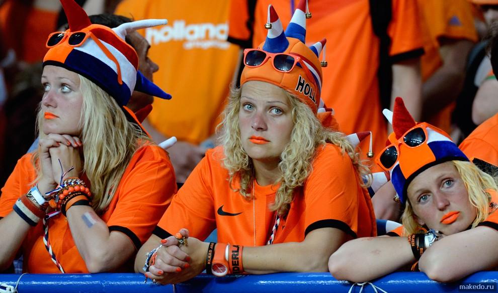 APTOPIX Soccer Euro 2012 The Netherlands Denmark