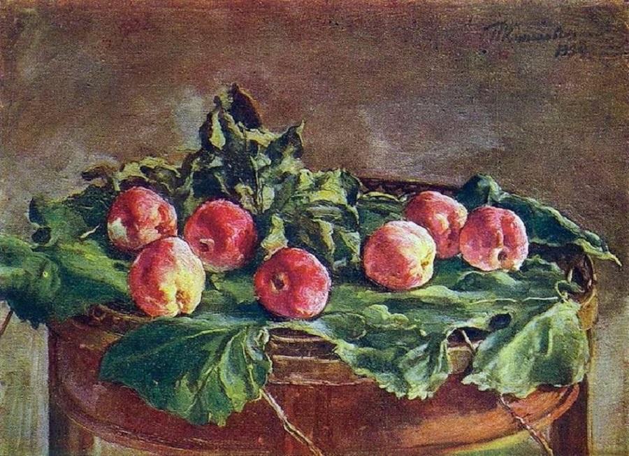 0 Яблоки. 1934.jpg