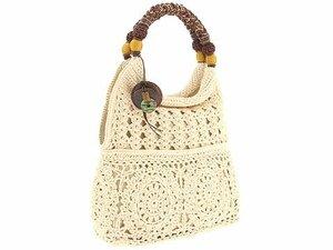 Изящная сумочка в стиле romantik для города