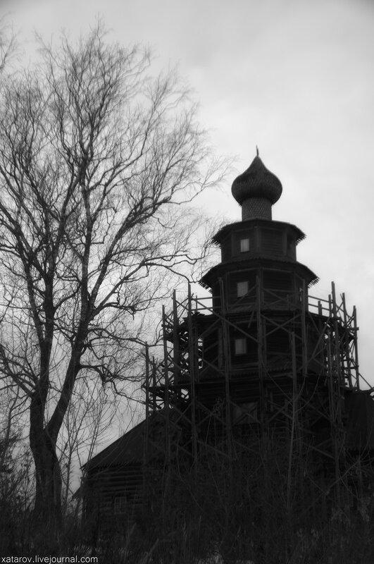 Церковь Тихвинской иконы Божией Матери в Торжке