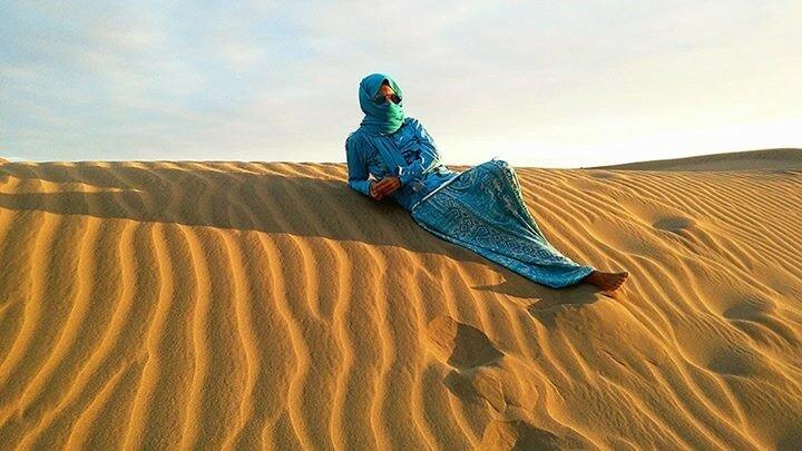 пески Сахары