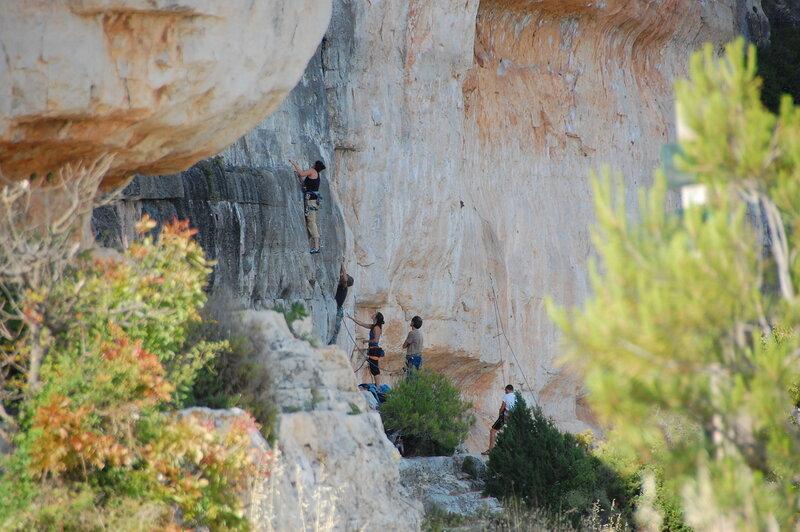 Скалы Испании 2012