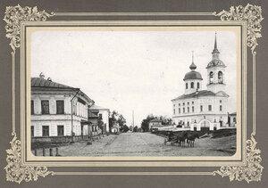 Нижегородская улица и общественный банк