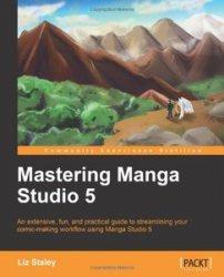 Книга Mastering Manga Studio 5