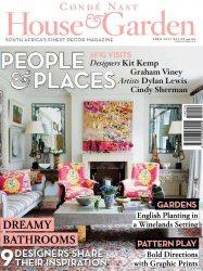 Журнал Conde Nast House & Garden - April 2014 / South Africa