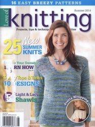 Журнал Love of Knitting - Summer 2014
