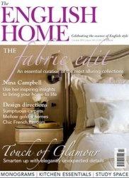 Журнал The English Home - №10 2013