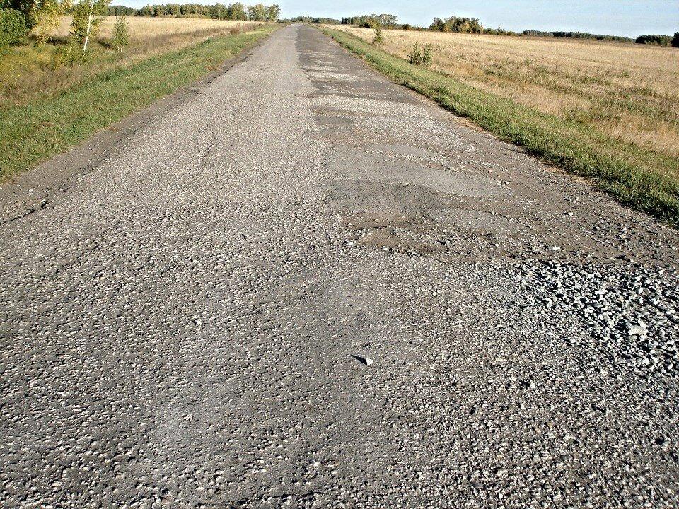 дорога сельская