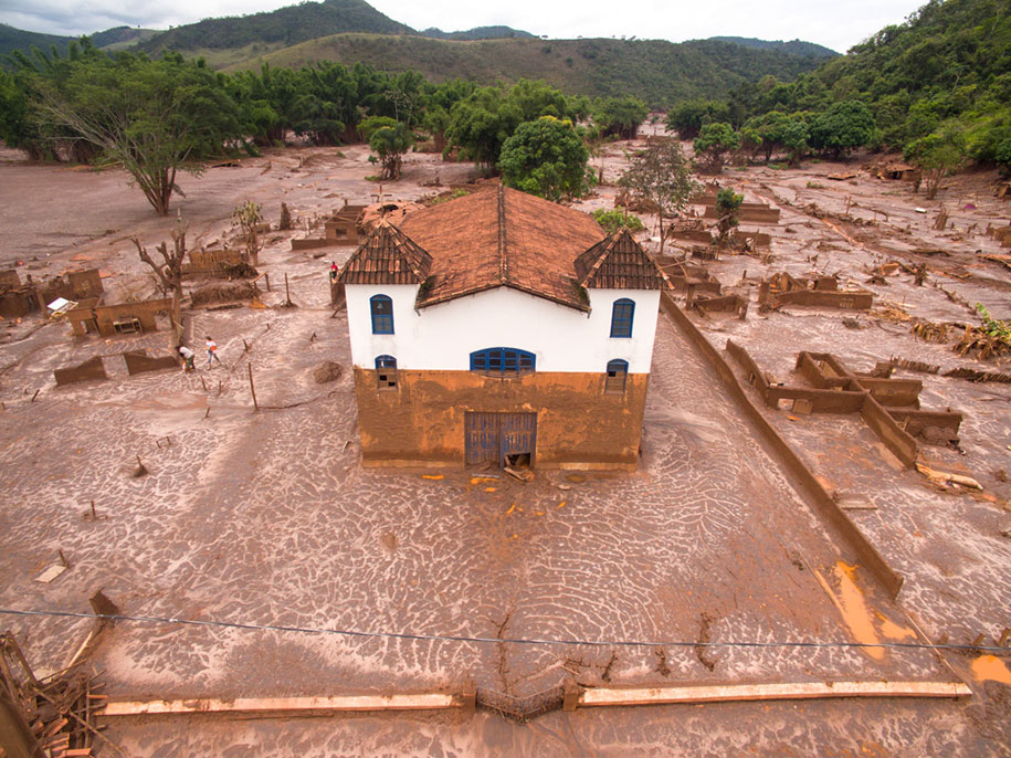 Церковь, Паракату, Минас Гярайс, Бразилия