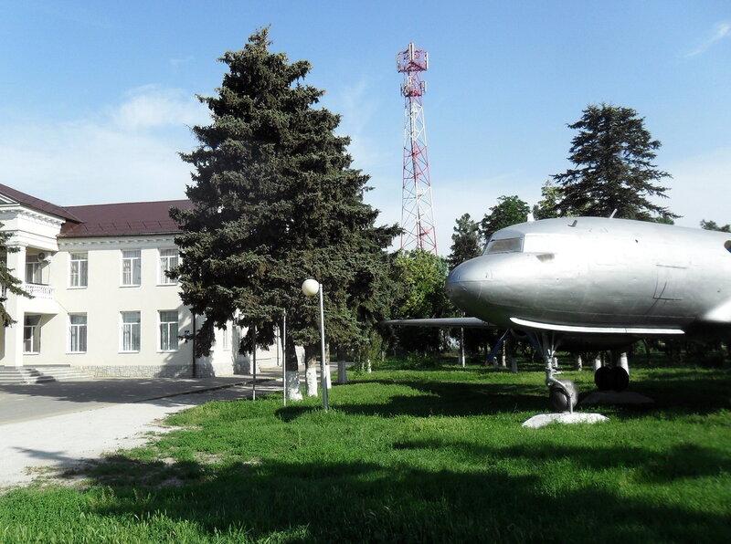 В станице Бриньковской, июнь 2012