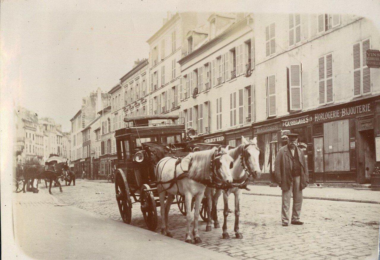 1900-е. Рю Сен-Жермен