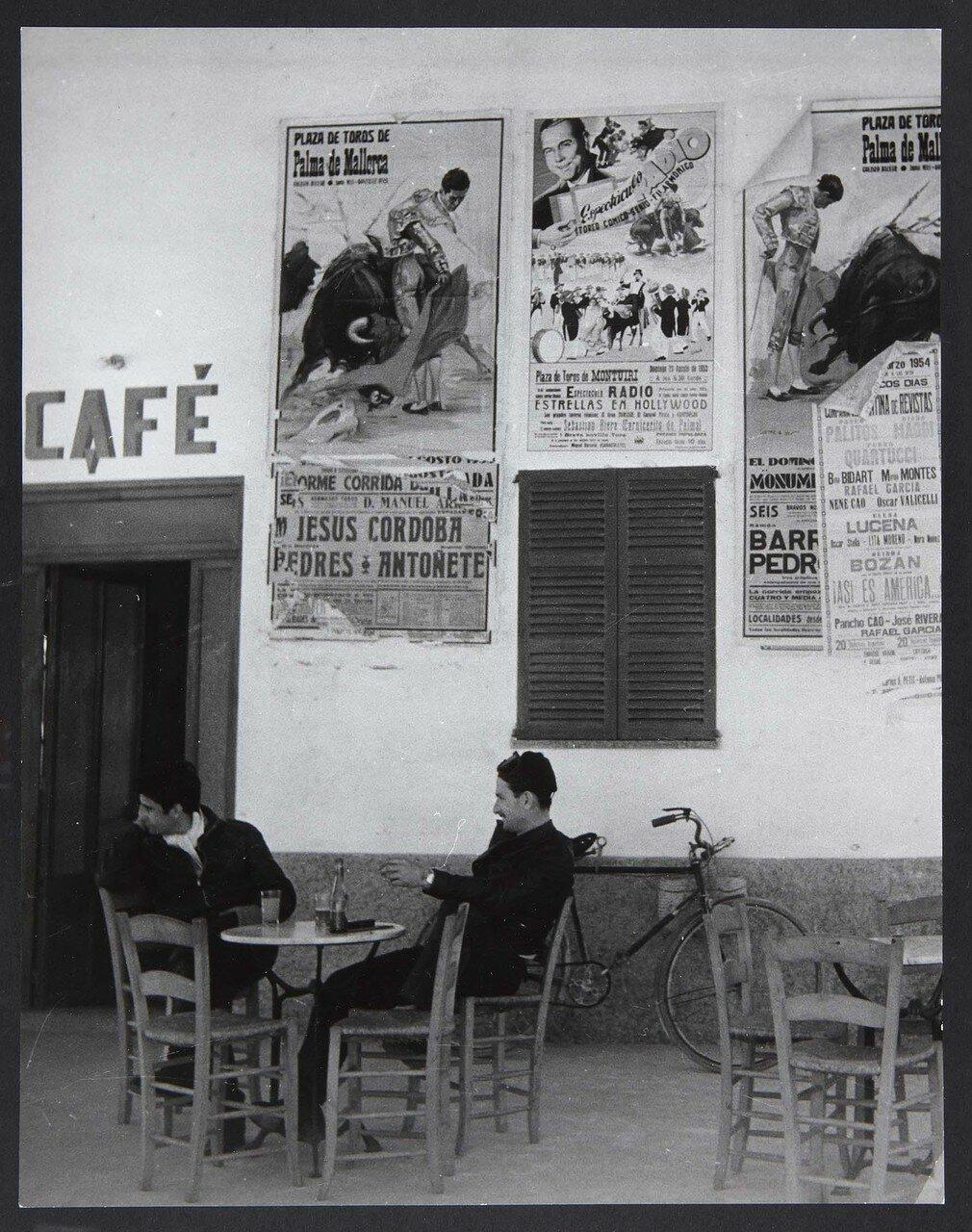 1950. Южная Испания