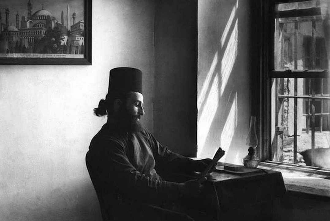 1928-1930. Путешествие на Афон