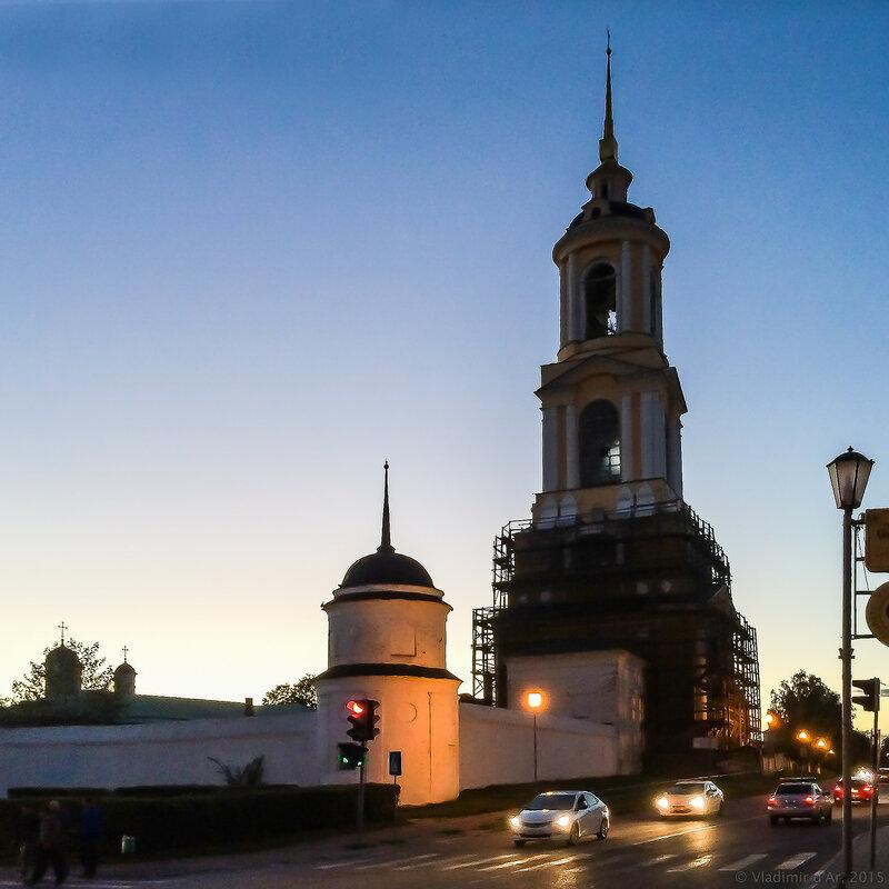 Ризоположенский монастырь. Суздаль.