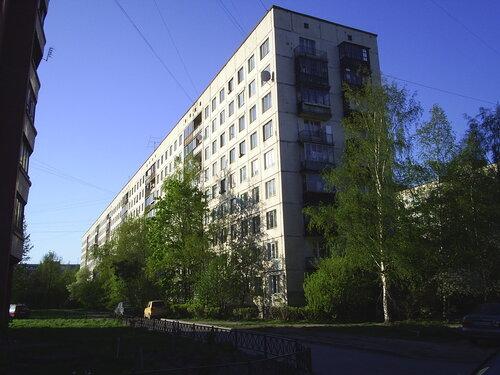 Купчинская ул. 10к2