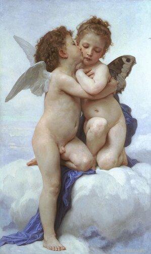 L'Amour et Psyche enfants