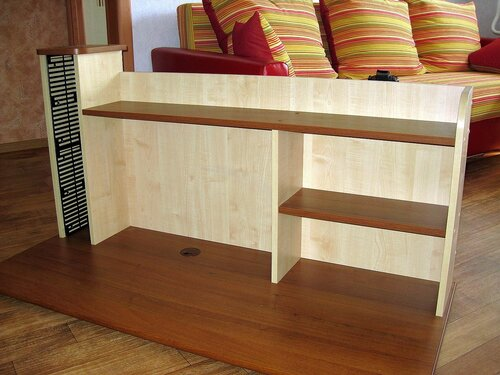 Новый стол