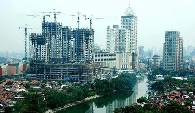 Джакарта - центр 3
