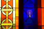 fragment: stained glass