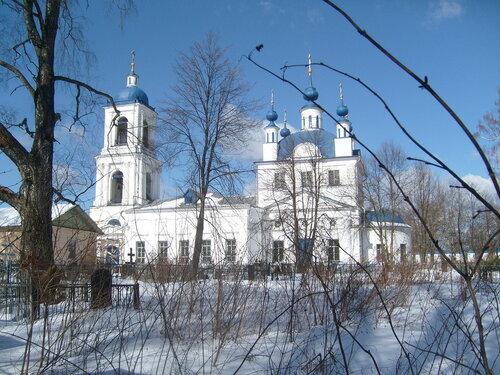 Ильинский храм ногинский район