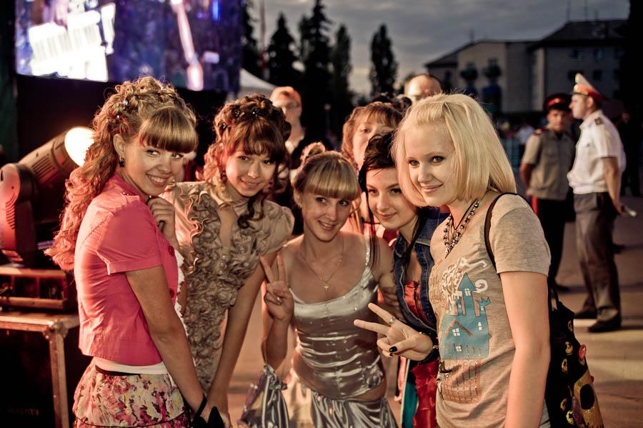 Столица российской глубинки